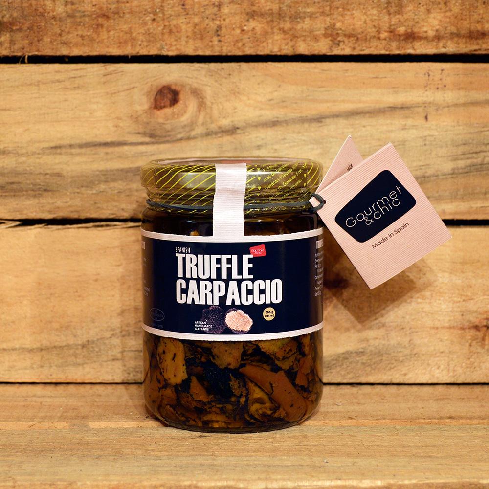 Carpaccio de Trufa artesano 365 gr. Gourmet & Chic.